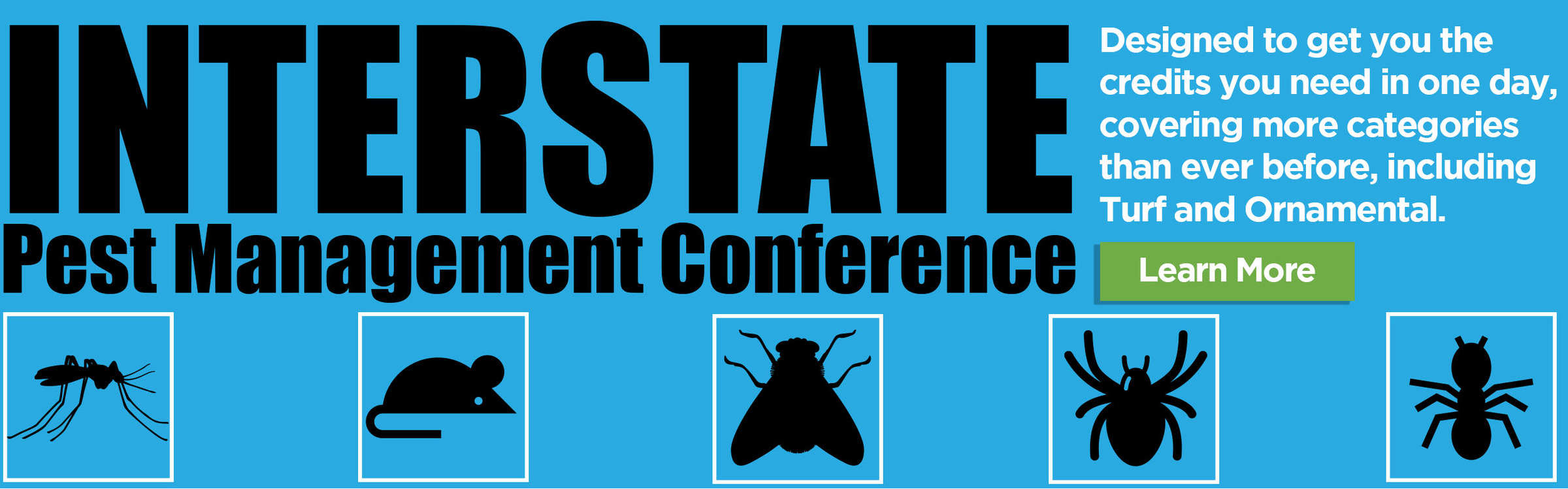 Learn More About the 2020 Interstate Pest Management Conference