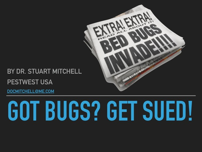 Got Bugs Get Sued Pic